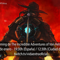 Streaming de Van Helsing III a las 19:30h (las 12:30h en Ciudad de México) [Finalizado]
