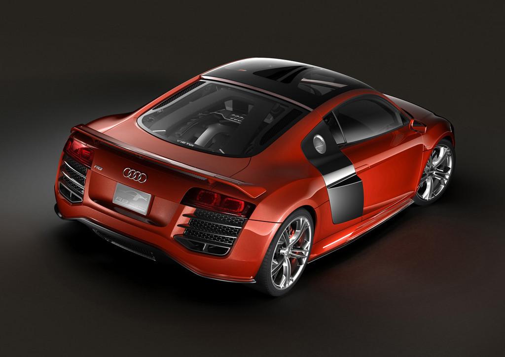 Foto de Audi R8 TDI Le Mans (6/12)