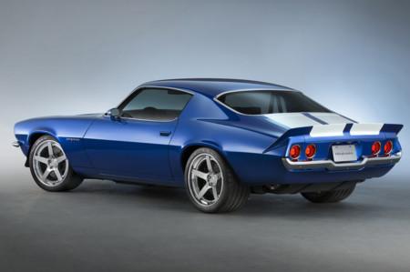 ¿Qué tal un Chevrolet Camaro de 1970