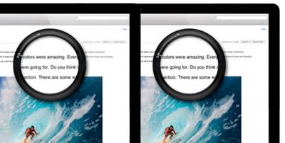 iMac y Thunderbolt Display con pantallas Retina, ¿para cuándo?