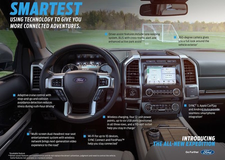 Ford Expedition 2018 800 12