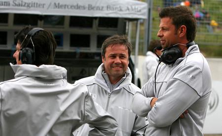 Gerhard Ungar podría unirse a Caterham a partir del Gran Premio de Alemania