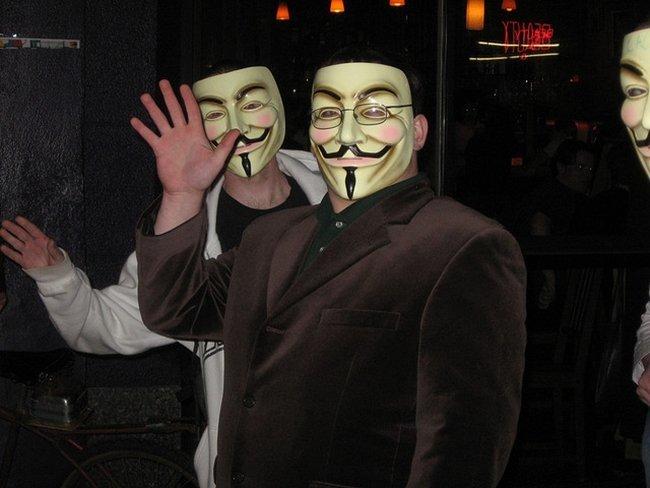 Anonymous Sony