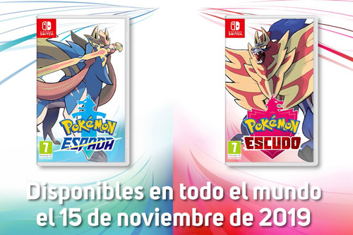 'Pokémon Espada' y 'Pokémon Escudo': los nuevos legendarios, nuevas funciones y todos los detalles de su llegada a Nintendo Switch