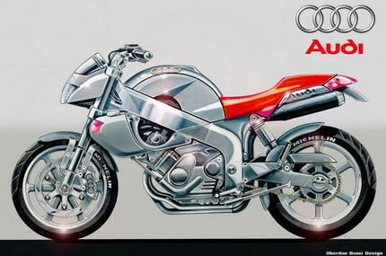 Moto Audi