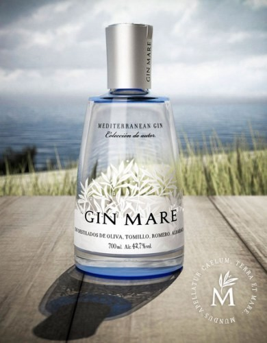 Ginebra Gin Mare medalla de bronce en la San Francisco World Spirits Competition 2013