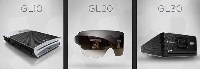 Polarois GL10, 20 y 30