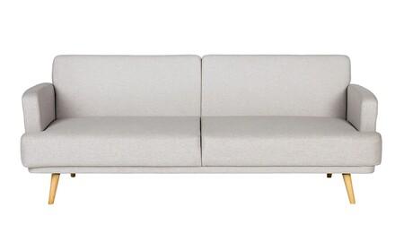 Sofá cama de tres plazas
