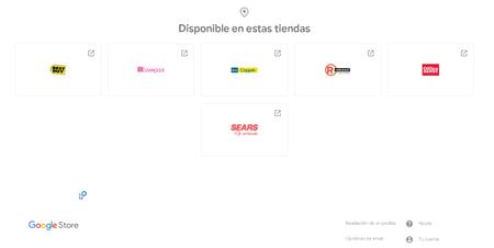 Google Store Mexico Tiendas