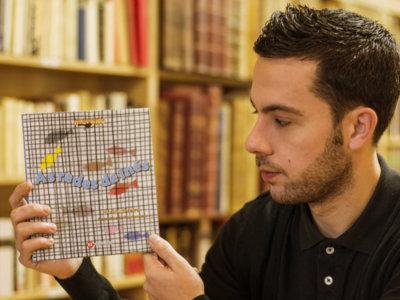 Gonzalo Hermo se lleva el 'Miguel Hernández' de poesía joven 2015