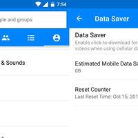 Facebook Messenger está probando un modo de ahorro de datos