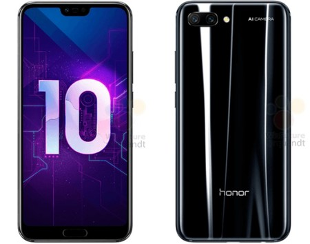 Honor 10 Black