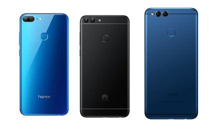 Honor 9 Lite Comparativa