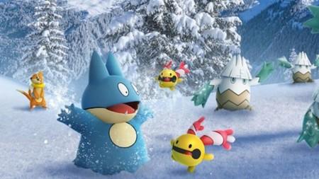 Pokemon Go Navidad