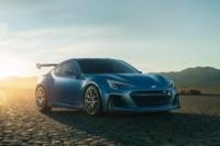 Subaru BRZ STI Performance Concept, herencia racing directo a las calles