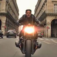 Las motos volverán a ser protagonistas en 'Misión: Imposible - Fallout' con la BMW R nineT Scrambler