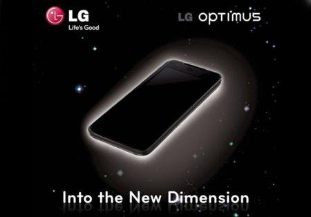 LG podría presentar su primer móvil con pantalla 3D sin gafas en el Mobile World Congress 2011
