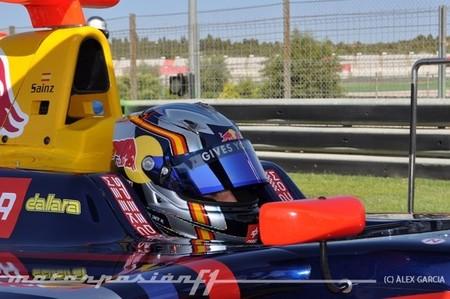 Galería de fotos de la segunda ronda de la GP3 en Cheste