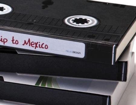 Cuaderno VHS