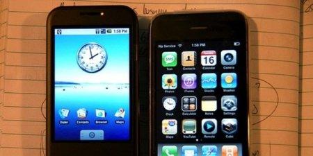 iOS VS Android, una batalla perdida a largo plazo