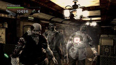 'Resident Evil Chronicles HD Collection' confirmado para Europa