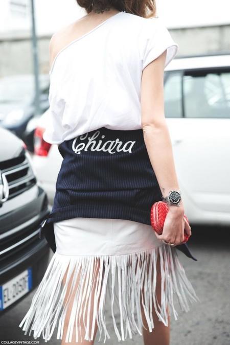 Chiara Ferragni y las Semanas de la Moda. No hay estilo que la defina