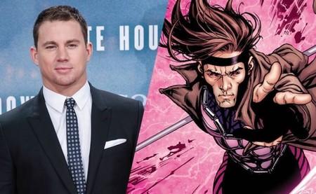Channing Tatum se suma a los X-Men como Gámbito