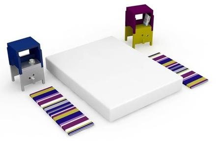 Acrobats, muebles que cambian de forma y función