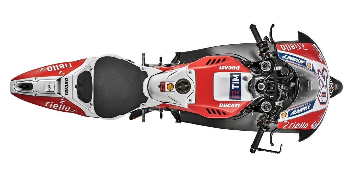 Foto de Ducati GP17 Lorenzo y Dovizioso (1/92)