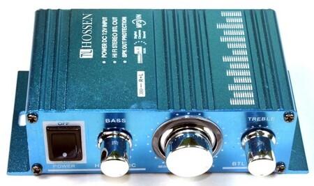 Amplificador utilizado para el sonido