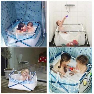 Convertir la ducha en bañera es posible