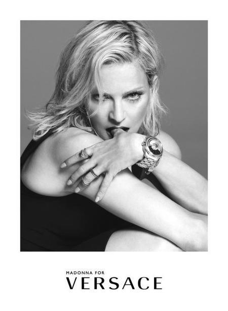 Madonna rejuvenece en todas partes estos días