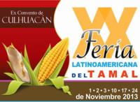 XX Feria Latinoamericana del Tamal, deléitate con todos sus sabores