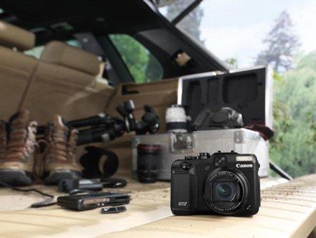 Canon G12, la grabación de vídeo HD llega a la serie G