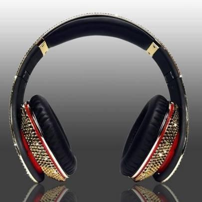 Dr Dre Beats Studio Headphones Swarovski
