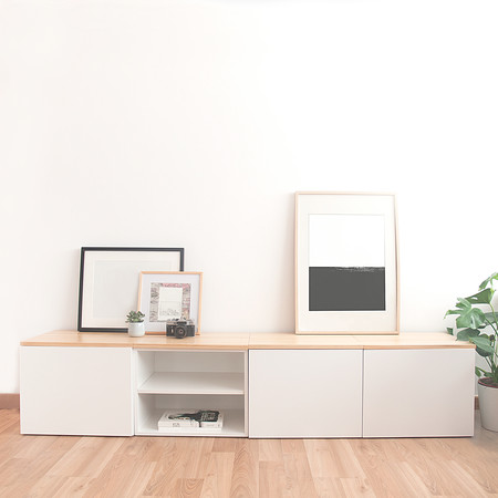 Mueble Bajo Nordic