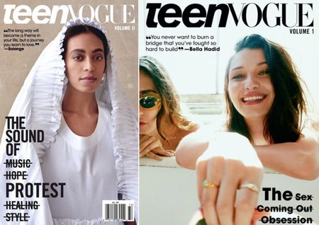 Teen Vogue Covers