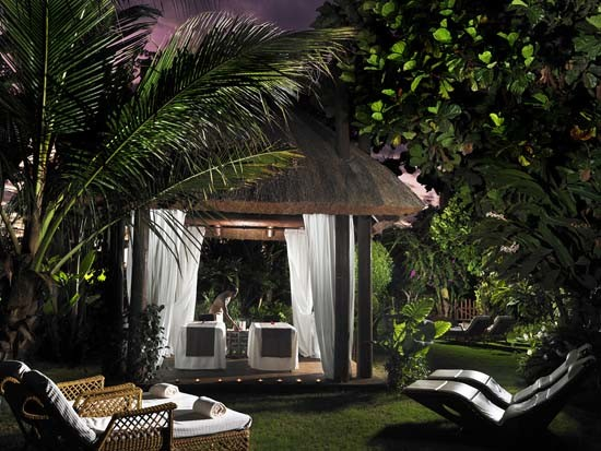 Spa Garden Cabana The Ritz Carlton Abama Ritz Carlton Abama Tenerife