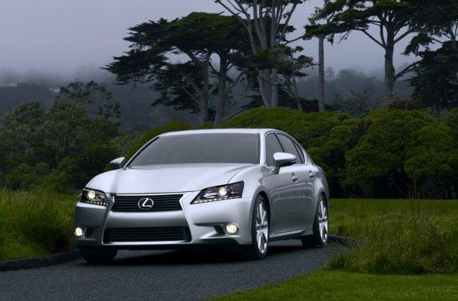 Lexus GS 450h 19