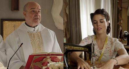 'Aquí Paz y después Gloria' y 'El tiempo entre costuras' vuelven el lunes 20