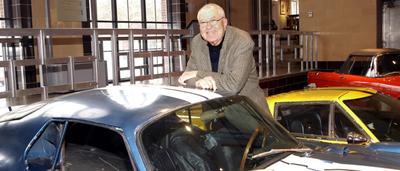 Fallece la leyenda del automovilismo estadounidense Carroll Shelby