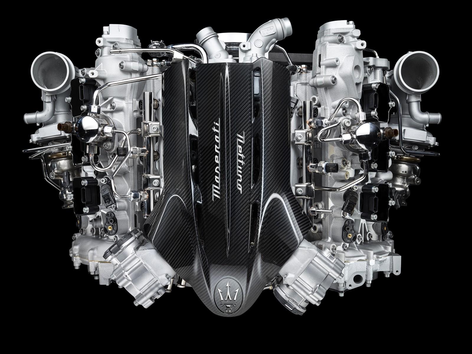 Foto de Motor Maserati Nettuno 2020 (5/10)
