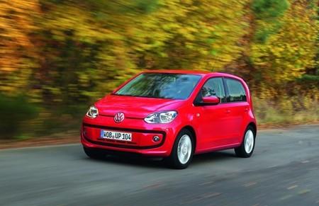 Ya está a la venta el Volkswagen up! Ecofuel, a GNC