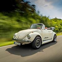 Volkswagen convierte al clásico Escarabajo en un coche eléctrico de 82 CV y 200 km de autonomía