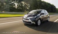 Toyota Aygo 2014, toma de contacto
