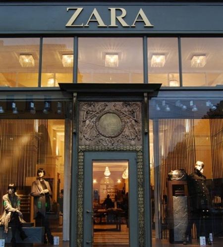 Zara cierra seis tiendas en España