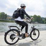 Sí, está permitido ir en bicicleta al trabajo durante el estado de alarma, y también en moto pero sin acompañante