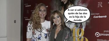 El caso de Anabel Dueñas: la supersingle, triunfita y ojito derecho de Rocío Carrasco, que se tragó a Rocío Jurado