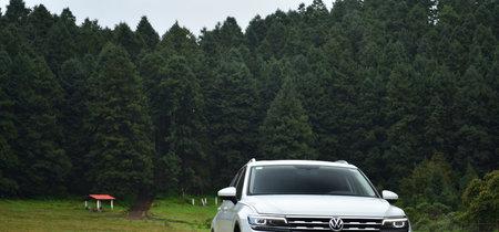 Volkswagen Tiguan 2.0 TSI, videoprueba: una evolución que ahora se entiende mejor con la familia