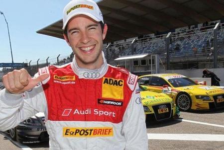Mike Rockenfeller podría ser baja en el Eurospeedway Lausitz tras el accidente de las 24 horas de Le Mans